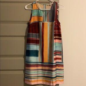 The Loft Striped Dress